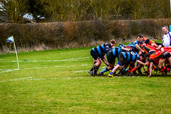 Witney 3's vs Swindon College-1130