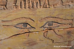 Eyes looking to the east (konde) Tags: coffin 6thdynasty oldkingdom wood ancient hetepnebi hieroglyphs ancientegypt britishmuseum treasure asyut