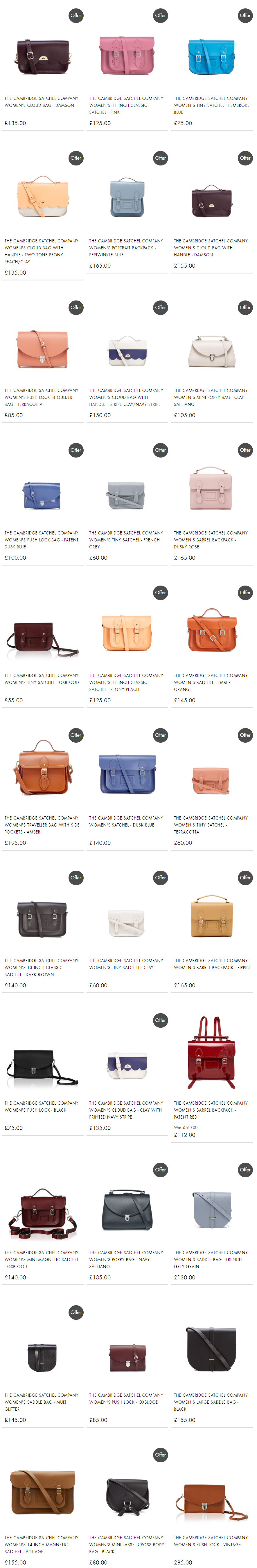 The Cambridge Satchel Company   MyBag.png