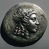 Ancient Greek Coin (RW Sinclair) Tags: 2017 3524 35mm aic ancient apollo art artinstituteofchicago carlzeiss carlzeissjena chicago coin dr flektogon greece greek jena mc march sony spring zeiss a6000 digital f24 multicoated silver vintage zhongyi lens turbo ii