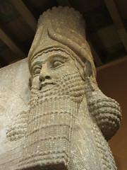 IMG_4328 (clare_and_ben) Tags: 2017 hydepark chicago illinois museum orientalinstitute dursharrukin khorsabad assyria assyrian sargon sargonii lamassu