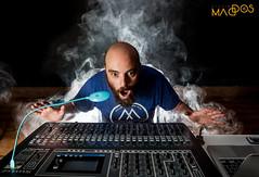 UMA 2017 (Raul Santano) Tags: uma humo strobist tecnic sound santano music