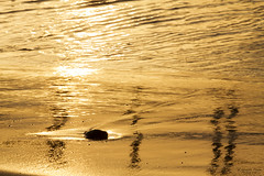 Sunrise (Zsuzsa Poór) Tags: arrieta lanzarote canarias islascanarias atlanticocean water ocean sun sunrise stone canonistas canoneos7d