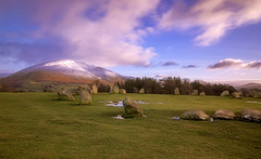 Castlerigg Circle (daveguzzer) Tags: morning sonya65 keswick menhirs uk lakedistrict