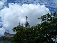 Iglesia Nuestra Señora de La Candelaria (MariaTere-7) Tags: nubes cielo igelsia nuestra señora de la candelaria caracas venezuela maríatere7 nwn