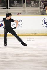 Yuzuru HANYU (Margarita Voronkovskaya) Tags: 2012worlds worlds2012 yuzuruhanyu figureskating iceskating
