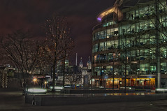 Tower of London HDR - ( 3 Shots ) (Federico Violini) Tags: hdri nightimages nightshots london uk londra work office d90 nikon cityoflondon londonbridge