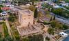 Kolossi Castle from above (truenotrev) Tags: kolossi limassol cyprus dji aerial castle