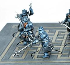 LOTR Dwarven Grim Hammers (brush.stroke77) Tags: lotr lordoftherings thehobbit hobbit grimhammers dwarf dwarven gamesworkshop gw miniatures