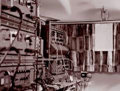 Hi-Fix (Decca Navigation) Rijnmond Master Station - 1970 (Eduard van Bergen) Tags: zeeland sealand holland dutch england uk ameland wadden niederlande netherlands paysbas rijnmond master slave slip lane pye tx rx receiver transmitter station gonio radio frequenty pattern navy marine warships avo hf lf renesse reminiscences toroidal crystal haamstede lighttower weather report sea beach landpath decca navigation signals chain skywave light night antennae blowing 19inch schouwen duiveland airfield hifix europoort verstelle full half watergat hoogenboomlaan ships hyperbolic schiffe boote schepen grid matrix northsea channel ermel dark