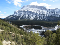 Mount Rundle (KiwiHugger) Tags: mountrundle banffnationalpark
