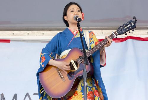 2017 Sakura Matsuri Festival  (663)Kana Uemura