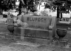 Double Exposure (Bob Cummings) Tags: cemetery washington vancouver hp5 ilford doubleexpose 110mm mamiyarz67proii