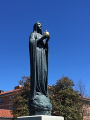 Virgo Potens (Lawrence OP) Tags: immaculate ourlady blessedvirginmary globe basilica shrine elizabethannseton
