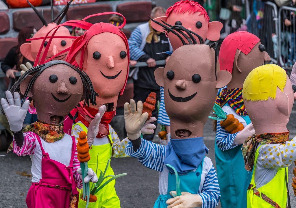 DOWTCHA PUPPETS FROM CORK [DUBLIN PATRICKS DAY PARADE 2017]-125992