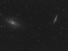 M81 & M82 Galaxies (G.Tzevelekos) Tags: astrophotograph astronomy galaxy messier atik414ex ed80 heq5 luminance astrometrydotnet:id=nova2012110 astrometrydotnet:status=solved
