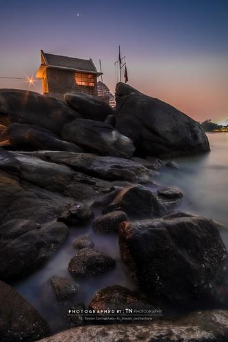 Seascape at Hua Hin