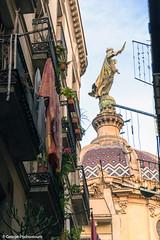 Basilica of La Mercè, Barcelona, Spain (George Pachantouris) Tags: barcelona spain catalonia catalunia europe gaudi sagrada familia casa battlo barceloneta basilica la mercè unesco world heritage