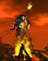 TerraMerhyem_2016_FIRE ! 03 (TerraMerhyem) Tags: sorcière magie shaman chamane chamanisme shamanism feu fire bruler burning terramerhyem merhyem sorciere witch magic femme woman belle beauté beauty flammes ritual rituel chamanique shamanic sexy