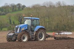 New Holland T8040 Tractor with Kverneland 7 Furrow Plough (Shane Casey CK25) Tags: new holland t8040 tractor kverneland 7 furrow plough cnh nh clonakilty newholland casenewholland blue ploughing turn sod turnsod turningsod turning sow sowing set setting tillage till tilling plant planting crop crops cereal cereals county cork ireland irish farm farmer farming agri agriculture contractor field ground soil dirt earth dust work working horse power horsepower hp pull pulling machine machinery nikon d7100 traktor tracteur traktori trekker trator ciągnik