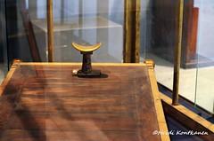 Headrest of Hetepheres (konde) Tags: hetepheres 4thdynasty oldkingdom giza tomb ancientegypt headrest gilded wood treasure