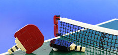 Ping Pong! (David FNJ) Tags: lego ping pong table tennis absbuilderchallenge