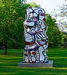 Tour au recits - Jean Dubuffet (Russtafa) Tags: art artwork sculpture