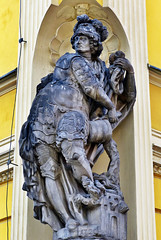 P1390977 rynek, Świdnica. Poland (stapaw) Tags: dolnośląskie lower silesian rzeźba sculpture