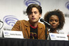 Cole Sprouse & Ashleigh Murray (Gage Skidmore) Tags: kj apa cole sprouse lili reinhart camila mendes ashleigh murray luke perry madchen amick marisol nichols sarah schechter jon goldwater roberto aguirre sacasa riverdale wondercon 2017 anaheim convention center california