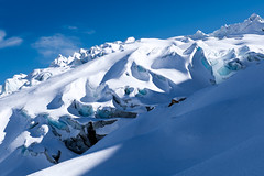 Glacier 5 (Guy Goetzinger) Tags: glacier mountain snow ice alps switzerland goetzinger nikon d800 montagne neige sommet bergtour tourism travel