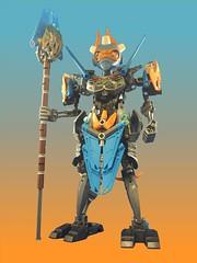 Nepol++ (Steve The Squid!) Tags: nepol galidor lego bionicle moc cool amazing good epic gali robot