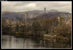 National Wallace Monument (jemonbe) Tags: nationalwallacemonument escocia scotland alba jemonbe wiliamwallace monumento torre rioforth ochilhills stirling
