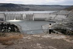 Found Photo - US WA Grand Coulee Dam - June 1975.tif (David Pirmann) Tags: foundphoto dam washington grandcoulee