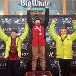 Big White Western Ski Cross Finals U12 MEN - RACE 1 PHOTO CREDIT: Todd Cashin