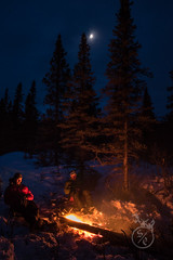 Night fire (Storm'sEndPhoto) Tags: 2017 anselsiegenthaler stormsendphotography stormsendphoto alaska alaskarange cantwell nikon nikonphotography ravinecreek skitrip fire campfire outback intothewild nuotio alsaka fineartphotography vuoret berge wilderness wild mountainlight