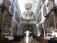 Abbaye Sankt Peter (archipicture71) Tags: salzburg abbaye eglise sankt peter neg orgues
