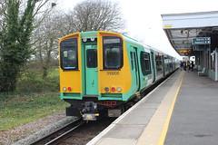 313202 (matty10120) Tags: barnham railway station southern class rail train transport travel england south 313