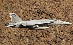 ARGONAUTS (Dafydd RJ Phillips) Tags: vfa147 us navy nas lemoore california f18 hornet argonauts united states death valley rainbow canyon jedi transition aviation military