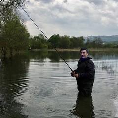 Balıktan sadece fotoğraf getirdim 😀#balık #olta #göl #balıkçılık #fishing #freshwater #freshwaterfishing #spinfishing #atçek