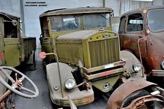 lancia 3Ro (riccardo nassisi) Tags: collezione righini rust rusty scrapyard collection camion truck ruggine epave alfa romeo 950 900 fiat old car auto