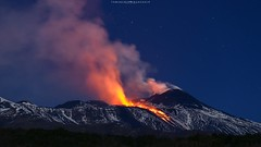 10 aprile 2017 (TomarchioFrancesco) Tags: etna vulcanoetna eruption sicilia sicily bbc nationalgeographics lavaflow volcano canon6d