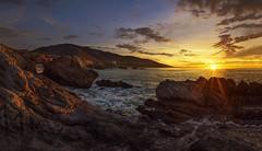 Leo Carrillo Sunrise (WJMcIntosh) Tags: leocarrillo leocarrillobeach leocarrillostatepark sunrise malibu pacific coast highway california