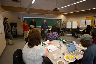 Comprehensive Community Planning and Proposal Writing Workshop: Introducing INAC staff