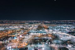 lichen. (jonathancastellino) Tags: architecture landscape composite abstract light night moon leica q roof rooftop rooftopping lot suburb suburbs series interferencepatterns road street distance lichen aphextwin song title groth quiet sparkle observe observation peaceful