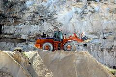 Fiat Hitachi FR220 (Falippo) Tags: palagommata loadingshovel shovel wheelloader fiathitachi fiat hitachi radlader baufahrzeuge cava steinbruch quarry malta movimentoterra earthmoving earthmovers