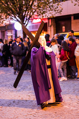 This who carry (The Ant Photos) Tags: spain galicia travel people religion reportage assignment religious street colors crosses cross