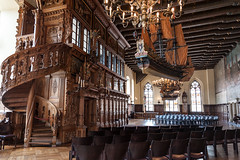 Bremen - Inside of the Town Hall (snoopsmaus) Tags: bremen deutschland germany hanseatic architecture city