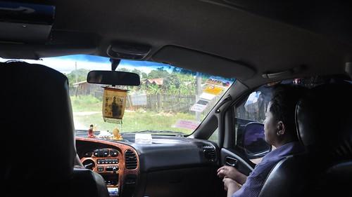 Tour guide,  Plain of Jars, Phonsavan