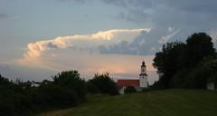 Church & Sky, Donauwörth - Cropped