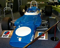 2006-2007 restored World Champion F1 MATRA MS80 (1969 French F1 car) (iBSSR who loves comments on his images) Tags: 1969 car french f1 restored matra 20062007 ms80